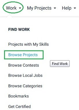 Find projects - Freelancer