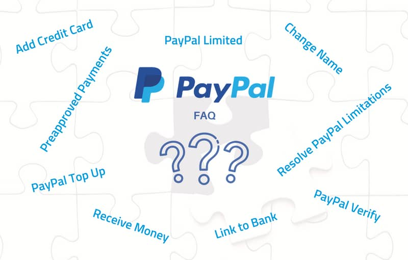 Common Questions & Answers about PayPal Account (Troubleshooting Queries)