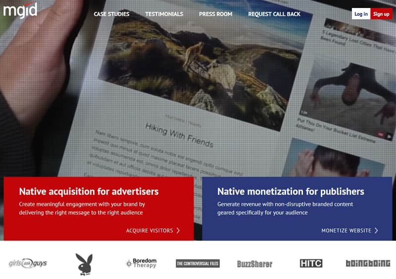 MGID Ad Network