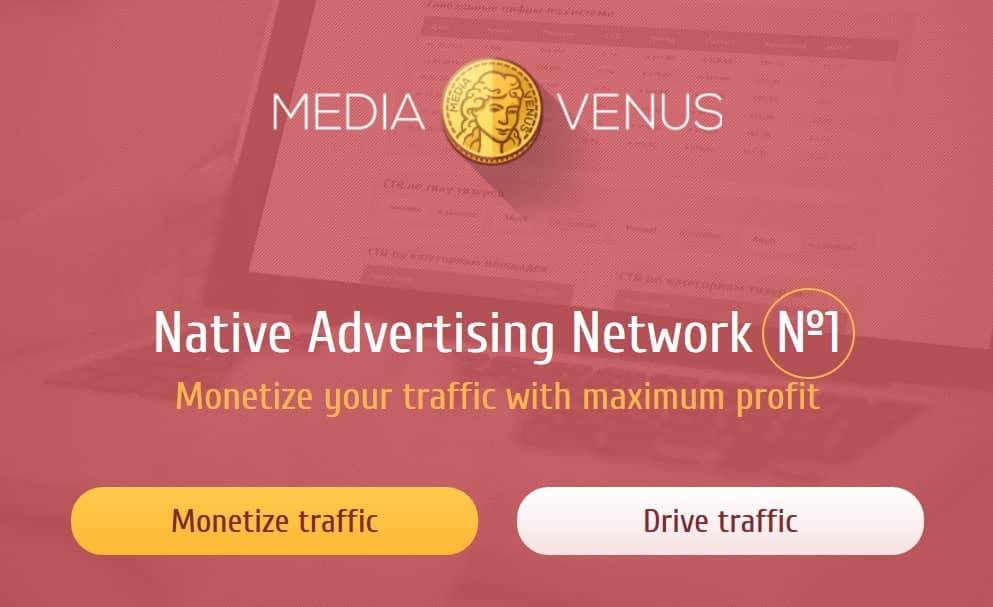 Media Venus Ad Network