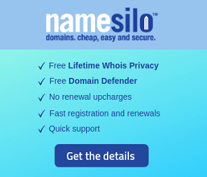 Register a Domain Name on Namesilo