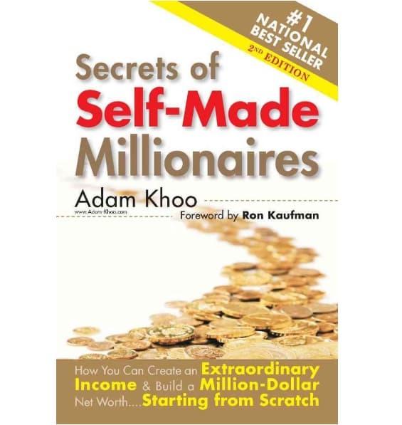 Secret Of Self Made Millionaires